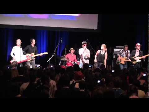 The Gregory Brothers Live at Vidcon 2011