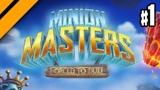 Day[9]'s Day Off - Minion Masters