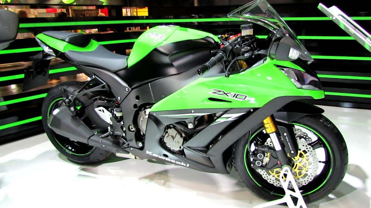 2014 Kawasaki Ninja ZX 10R Walkaround