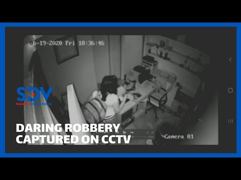 CCTV camera captures daring Sh1M robbery in Nairobi