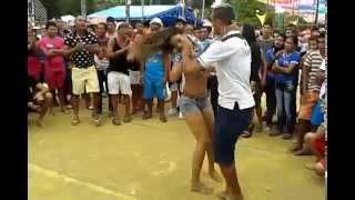 Disputa de TecnoBrega no último dia do Festival Folclórico de Tracuateua