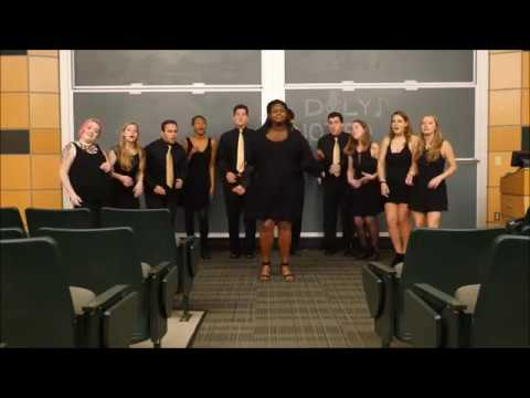 UMass Duly Noted 2018 ICCA Audition