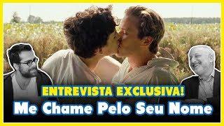 ME CHAME PELO SEU NOME: Oliver era gay ou bi? Entrevista com autor André Aciman (que é hétero??)