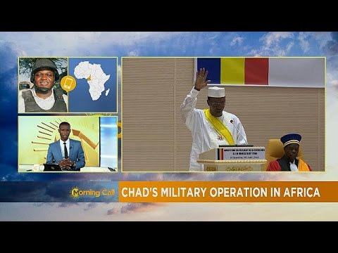 Chad warns of withdrawing her troops from African missions [The Morning Call]