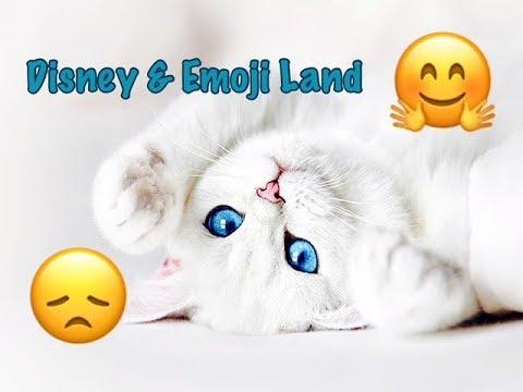Vaya Goes To Disney & Emoji Land - Children's Bedtime Story/Meditation