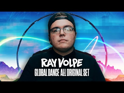 RAY VOLPE ALL ORIGINAL SET @ GLOBAL DANCE DIGITAL FESTIVAL