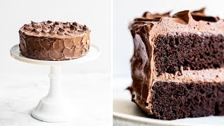 chocolate cake in pressure cooker