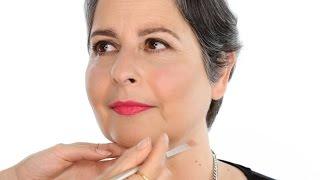 Simple Evening Makeup Look For Mature Women