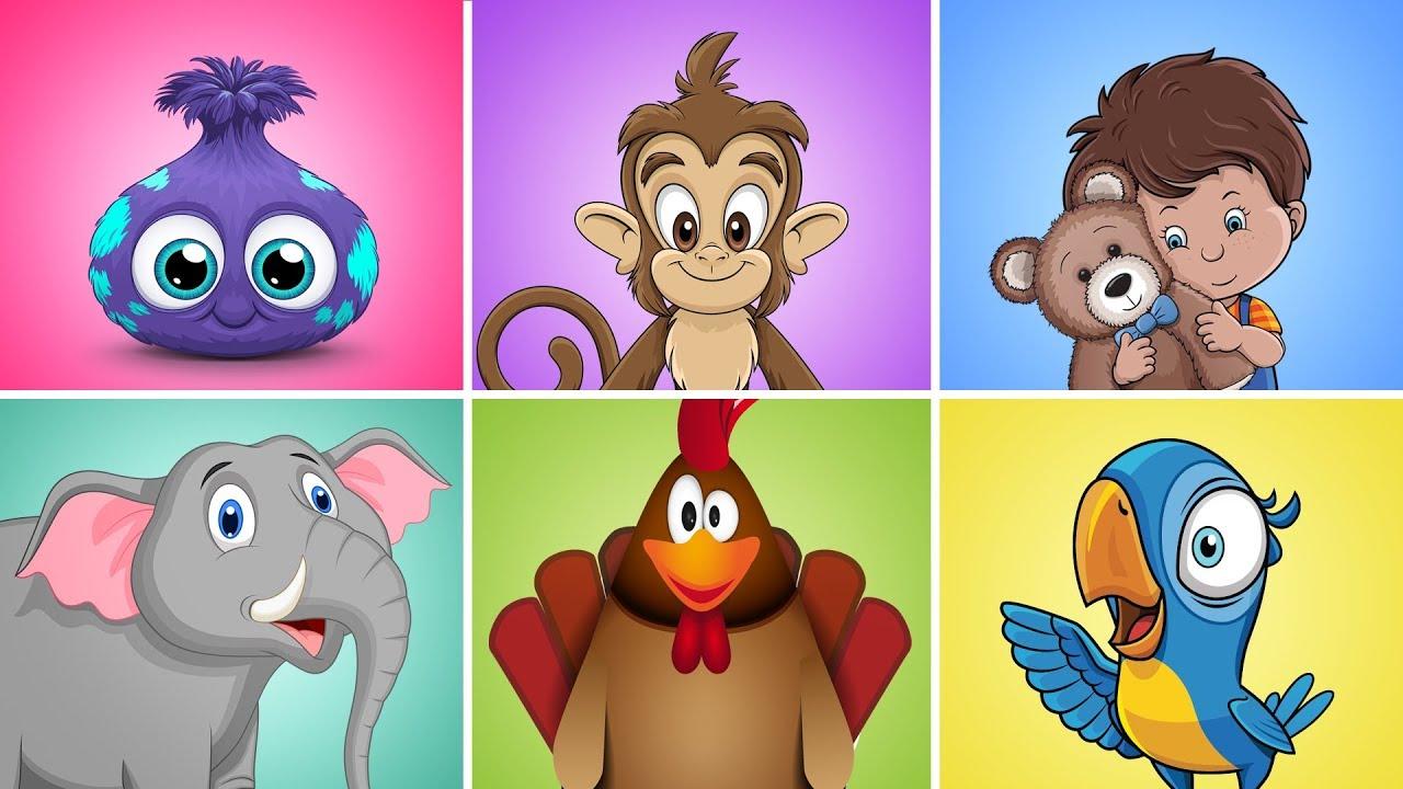 Download Dečija Zona MIX | Najlepše dečije pesme | Čupavci, Majmunski Ples, Imam jednog medu plišanog...