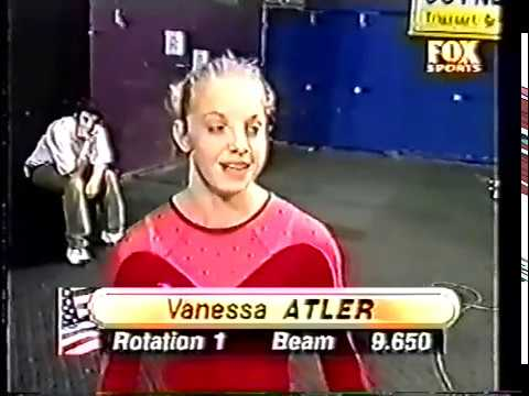 1998 Australia Cup Gymnastics - Women's Individual All-Around Final