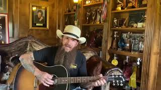 Cody Jinks He Walked On Water Randy Travis Cover WATCH TILL THE END!!