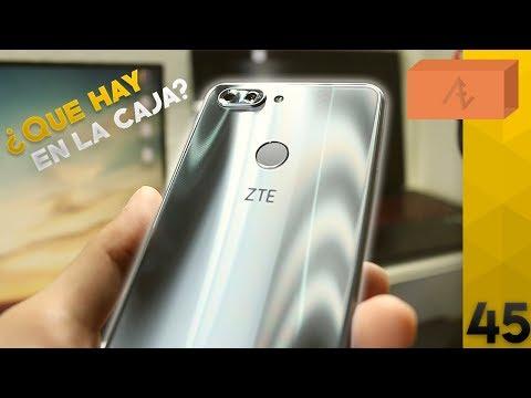 La versión del ZTE Blade V9 que esperábamos! | ¿Qué hay en la caja? #45 | Android Evolution