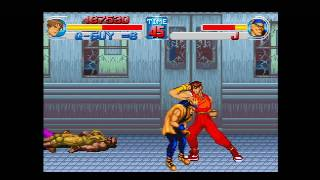 Final Fight One - Arcade Remix [Alpha Guy Playthrough / Very Hard Difficulty] (No Commentary)