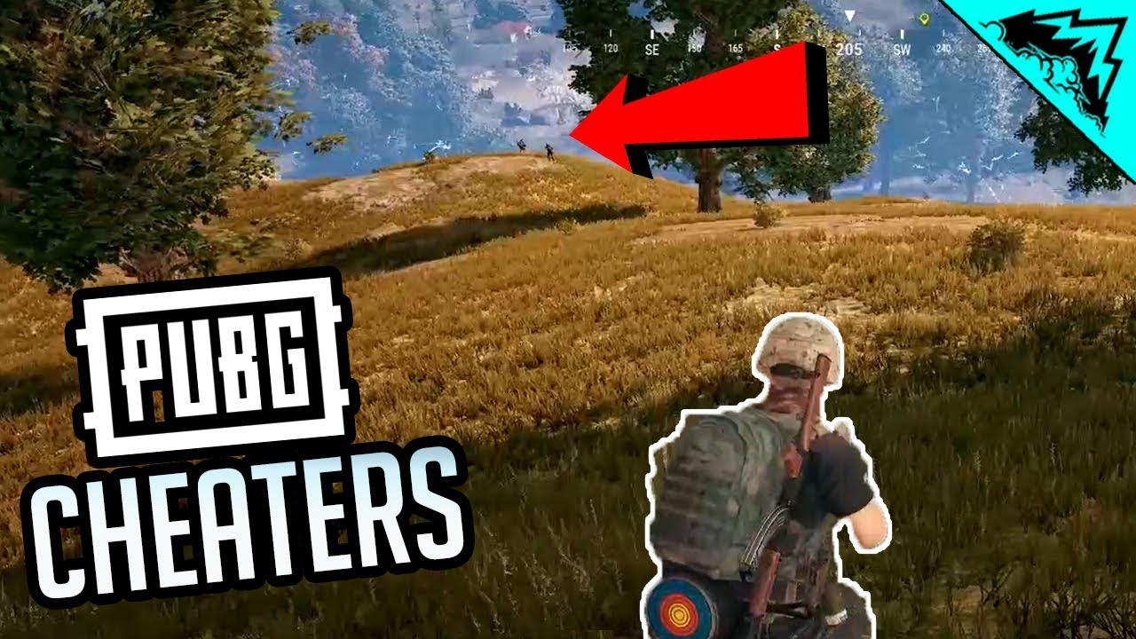 FIGHTING PUBG CHEATERS