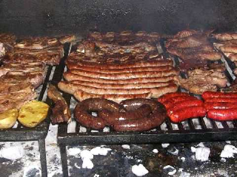 Catering de parrilladas argentinas barbacoas para for Barbacoas de obra para jardin