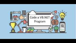 Code A VB.NET Program