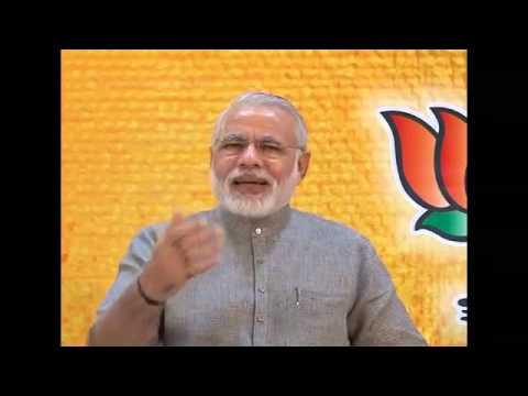 Narendra Modi addresses Indian Diaspora at OFBJP USA Annual National Convention