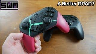 Did Nintendo Improve The Xenoblade Pro Controller DPAD?
