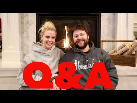 Q&A WITH ASHLEY AND TYSON