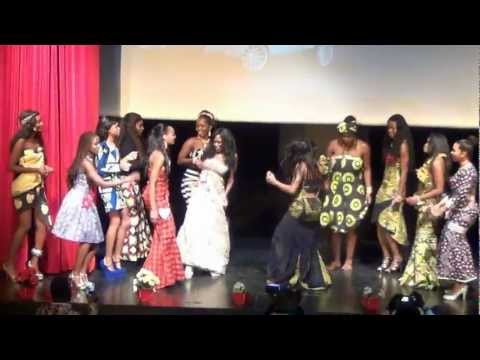 Miss Africa Switzerland pt 2 (2013)