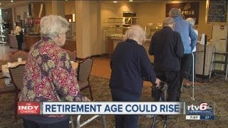 CEO group wants U.S. retirement age bumped up to 70