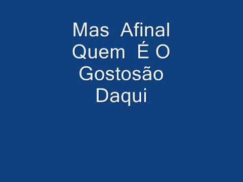 FONTELO 2011- MELHOR GOSTOSÃO