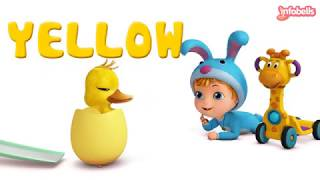 Learn Colors Surprise Eggs with Ducks | Infobells