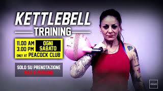 Peacock Club Roma - Kettlebell Training