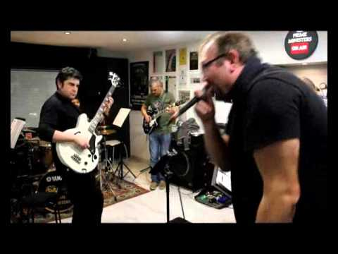THE DECODERS BAND - ALL SHOOK UP (ELVIS COVER)