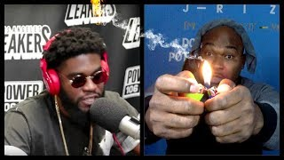 Big Krit - Freestyle With The L A  Leakers - Freestyle #030 - REACTION