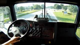 Kenworth T800 Dump Truckin'
