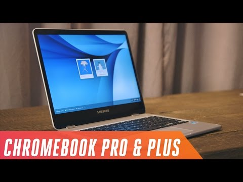 Samsung Chromebook Plus V2 first look