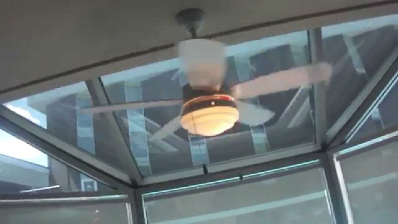 Hampton Bay Carousel Iii Ceiling Fans Youtube