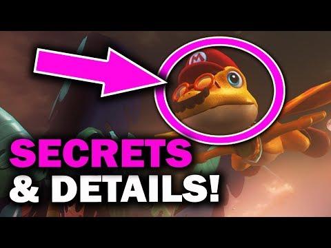Tropical Kingdom SECRETS & Hidden Details Discovered! Super Mario Odyssey Analysis