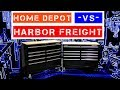 Harbor Freight -VS- Home Depot ( Yukon - VS - Husky ) 46