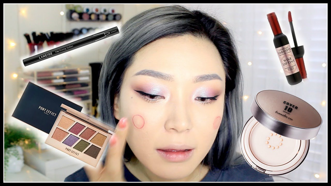 Mineral fusion makeup