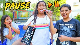 DESAFIO DO PAUSE COM OS MEUS AMIGOS! - JULIANA BALTAR