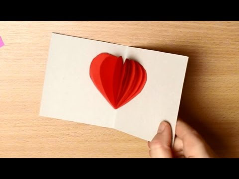 DIY: Cards For St. Valentines Day | Открытки к дню Св. Валентина