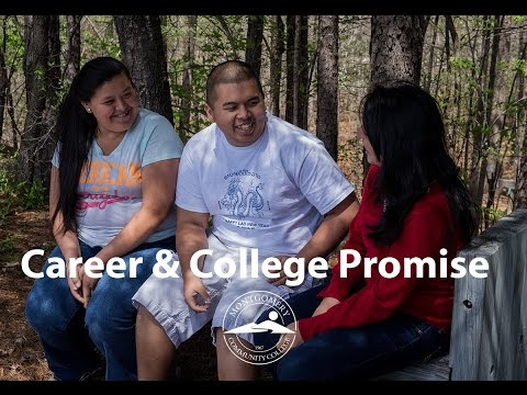 Career and College Promise Program at Montgomery Community College