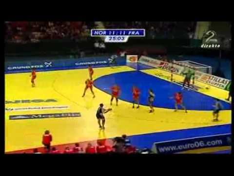 EM 2006 Semi-Final Norway-France 4.avi