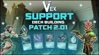 Paladins Pro | Paladins Support Build Guide! Patch 2.01 | Vex30