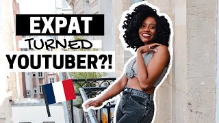YouTuber in PARIS Day in the Life | Werkk Day: Editing, Scouting Locations + Favorite Jamaican Resto