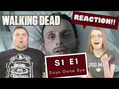 The Walking Dead | S1 E1 'Days Gone Bye' | Reaction | Review