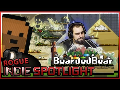 Time Traveling Bearded Bear?! - BeardedBear - Rogue Indie Spotlight