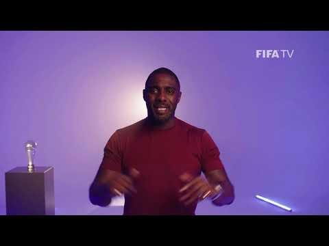 Idris Elba - 'It's coming home!'