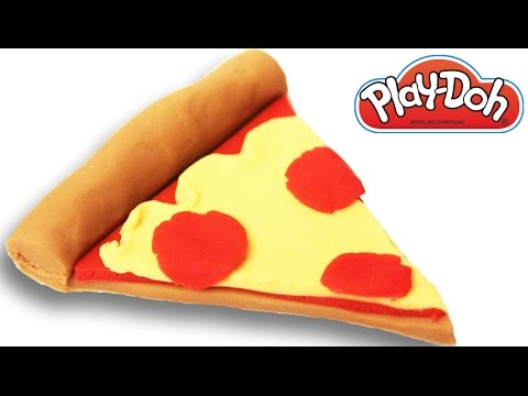 How to make Doh Pepperoni Pizza Slice
