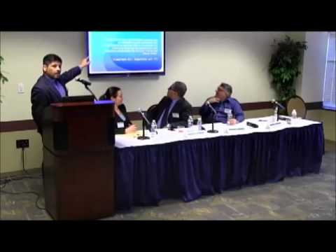 Alberto Cerda: 2013 IP and Human Rights Conference