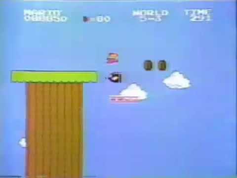 Super Mario Bros Japanese Commercial