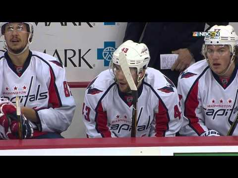 Washington Capitals @ Pittsburgh Penguins. Round 2 Game 3