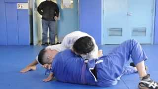 STACK PASS SERIES: Darce Lapel Choke